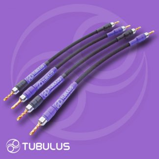 1 tubulus argentus jumper cables best affordable silver high end audio loudspeaker spade banana plug banaan plug zilver air review Munich 2019