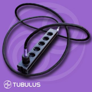 1 tubulus argentus power strip block mains distributor stekkerdoos verdeeldoos contactdoos skin effect filtering best high end audio schuko plug