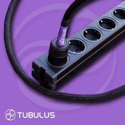 2 tubulus argentus power strip block mains distributor stekkerdoos verdeeldoos contactdoos skin effect filtering best high end audio schuko plug