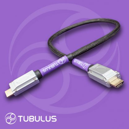 1 Tubulus Argentus i2s cable high end audio hdmi lvds silver hifi length review
