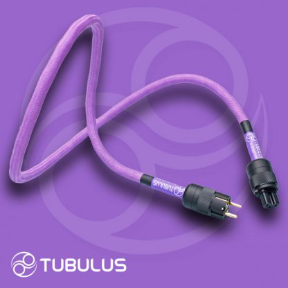 1 TUBULUS Concentus power cable with skin effect filtering schuko us uk plug