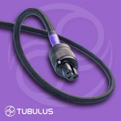3 Tubulus Argentus power cable V3 high end netkabel skin effect filtering hifi schuko stroomkabel