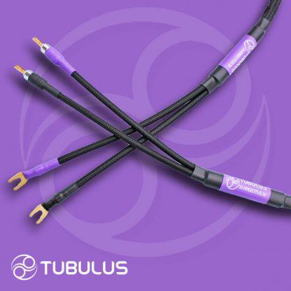 4 Tubulus Argentus speaker cable V3 high end luidsprekerkabel silver hifi