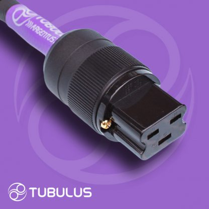 8 Tubulus Concentus power cable high end netkabel skin effect filtering high current 20A iec c19 hifi schuko stroomkabel