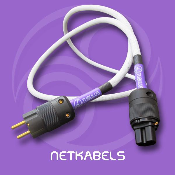 Tubulus Netkabels high end audio kabels