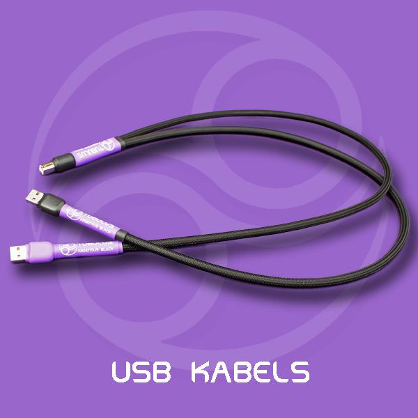 Tubulus USB Kabels high end audio kabels