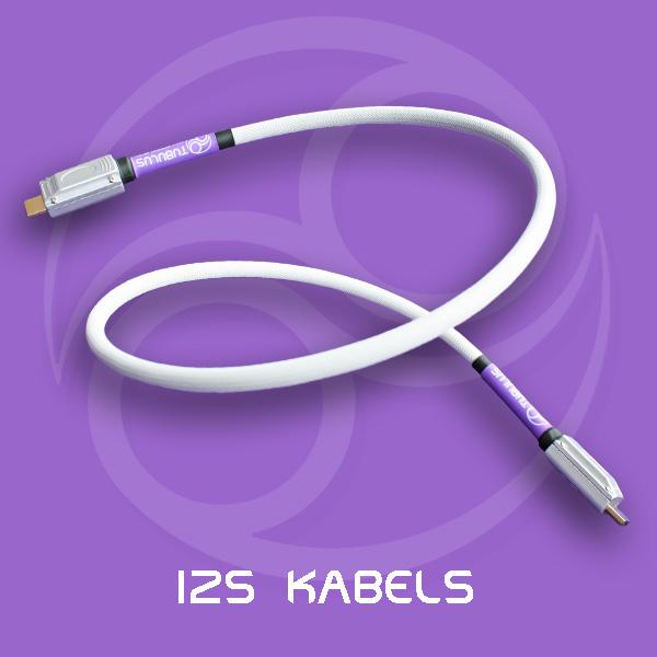 Tubulus i2s kabels high end audio kabels
