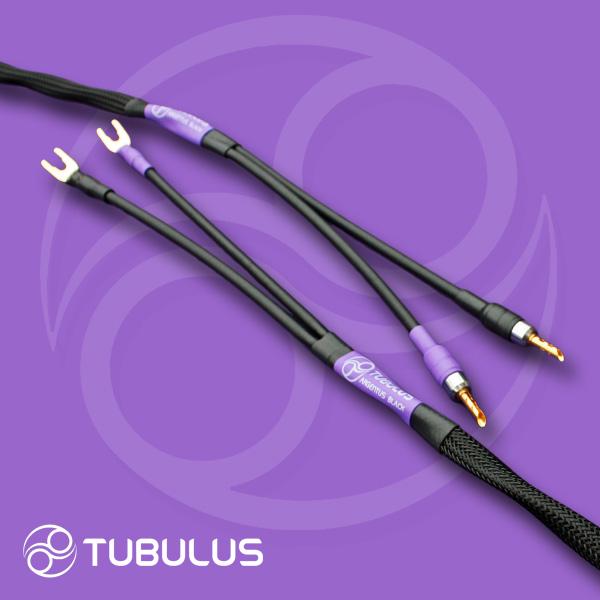 TUBULUS ARGENTUS - SPEAKER CABLE V3