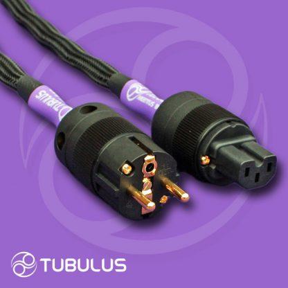8 tubulus argentus power cable skin effect filtering best ofc high end audio cord schuko us plug air netkabel stroomkabel koper stekker test kopen