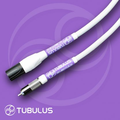 1 Tubulus Libentus digital interconnect high end audio cable hifi silver xlr rca