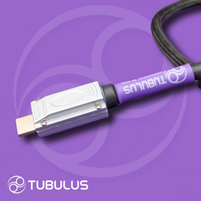 2 Tubulus Argentus i2s cable high end audio hdmi lvds silver hifi length review