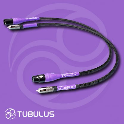 1 Tubulus Argentus analog interconnect high end cable best silver hifi audio interlink kabel review