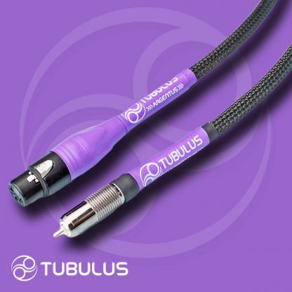 2 Tubulus Argentus analog interconnect high end cable best silver hifi audio interlink kabel review