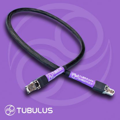 4 Tubulus Argentus i2s cable high end audio rj45 cat7 ethernet network cable silver hifi length