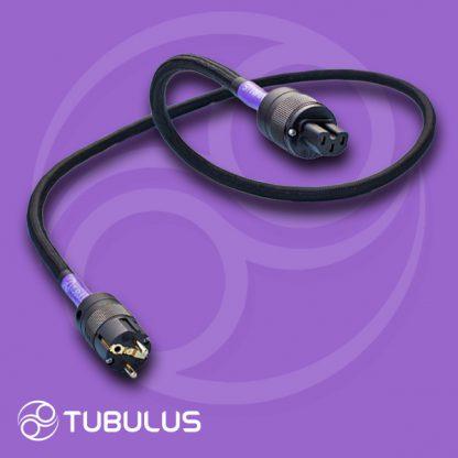1 Tubulus Argentus power cable V3 high end netkabel skin effect filtering hifi schuko stroomkabel