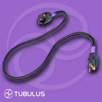 4 Tubulus Argentus power cable V3 high end netkabel skin effect filtering hifi schuko stroomkabel