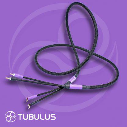5 Tubulus Argentus speaker cable V3 high end luidsprekerkabel silver hifi