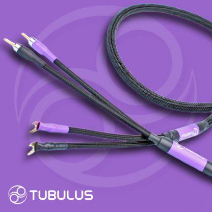 6 Tubulus Argentus speaker cable V3 high end luidsprekerkabel silver hifi