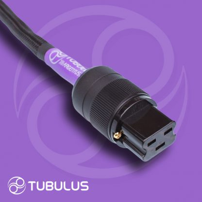 8 Tubulus Argentus power cable V3 high end netkabel high current 20A iec c19 hifi schuko stroomkabel