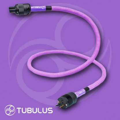 9 TUBULUS Concentus power cable high end skin effect filtering schuko us uk plug hifi