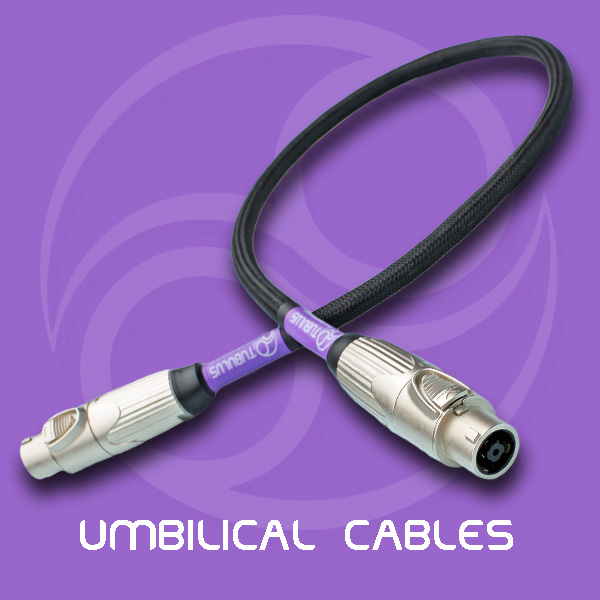 Tubulus umbilical cables high end audio cables handcrafted in the Netherlands