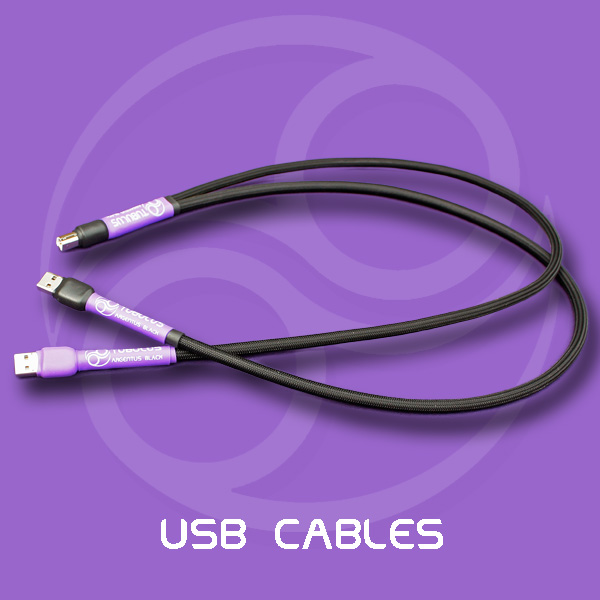 Tubulus usb cables high end audio cables handcrafted in the Netherlands